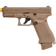 GLOCK G19X LICENSED ELITE FORCE AIRSOFT CO2 GAS BLOWBACK HAND GUN PISTOL BB BBs