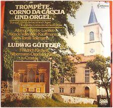 Güttler, Trompete Corno da Caccia , VG/VG, LP (5596)
