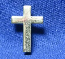 Wwi Army Chaplain Chaplin Christian Cross Insignia
