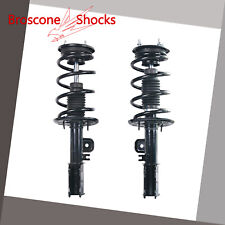 For 2013 2014 2015 2016 Ford Taurus 3.5L Front Pair Complete Shocks & Struts