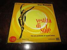 GIAN MONTALTO MORRICONE ORLANDI VESTITA DI SOLE Rare Italy 1965 45 MINT UNPLAYED