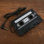 Audio AUX Car Cassette Tape Adapter Converter 3.5 MM for iPhone iPod MP3 CD TOP