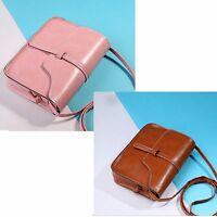 NEW Women PU Leather Handbag Shoulder Crossbody Bag Tote Messenger Satchel Purse