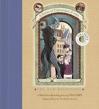 The Bad Beginning: A Multi-Voice Recording A Series of Unfortunate Events, Book