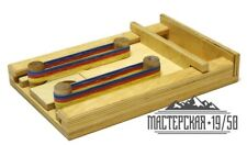 кFingerTerminator Loom v3 Wood Climbing Crossfit Carpal Expander