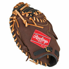 "Rawlings Player Preferred catchers mitt 31.5"" youth LHT baseball glove RCM315SB"