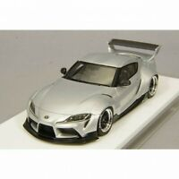 EIDOLON 1/43 PANDEM TOYOTA GR SUPRA Ver.1 2019 Silver RB006D With Tracking NEW