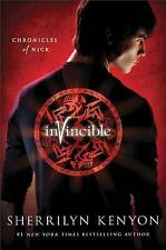 Invincible: The Chronicles of Nick by Kenyon, Sherrilyn