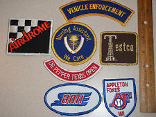 POLICE VEHICLE ENFORCEMENT  PATCH  ONE PATCH AUCTION IN TITLE BX K 64