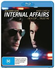 Internal Affairs (Blu-ray) NEW & SEALED *FAST SHIPPING ~ R.Gere - A.Garcia