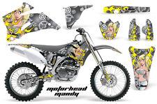 AMR RACING OFF ROAD MOTORCROSS DECAL GRAPHIC KIT YAMAHA YZ 250/450 F 06-09 MMS