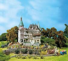 Faller H0 130385 Castello da caccia Falkeneck # NUOVO IN CONFEZIONE ORIGINALE ##