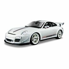 Artículos de automodelismo y aeromodelismo color principal blanco Porsche de escala 1:18