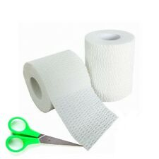 3 x Rolls of 5cm x 4.5m EAB Elastic Adhesive Bandage Joint Support + Compression