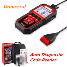 2017 ODB OBD2 Car Diagnostic Tool Scanner KW850 Automotive Code Reader Safety