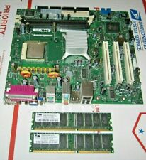 New listing Dell E210882 Socket 478 Motherboard 0Wf887 Rev A00 Sl8Hk 2.53Ghz Cpu & 512Gb Ram