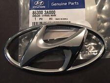 Hyundai Azera Front Elantra Sonata Veracruz Rear GENUINE OEM H Logo Emblem New
