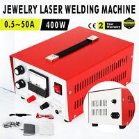 JEWELRY LASER WELDING MACHINE 2IN1 MINI JEWELRY DESIGN PLATINUM STONE 50A 400W