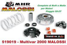 519019 - Variatore/Rulli/Molla Multivar-2000 MALOSSI per GILERA Runner 50 2T