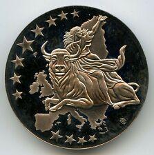 Médaille Europa - 2002 - Monnaie Européenne