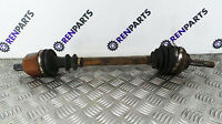 Renault Clio II PH2 03-06 1.2 / 1.4 16v OS Driver's Side Driveshaft 44-Teeth ABS