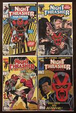 Night Thrasher: Four Control #1-4 ALL NM 9.4 FULL SERIES MARVEL COMICS