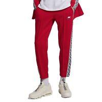 Nike Sportswear Taped Poly Pants University Red