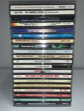 20 CD LOT Of Mixed 50's - 60's Hits !