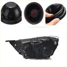 2* car headlight sealed enclosure diameter 85mm PVC rubber dust-proof waterproof