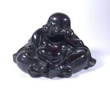 Thinking Buddha Sitting Figurine Erotic Design on Base Asia