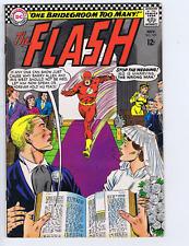 Flash #165 DC 1966 Wedding Issue