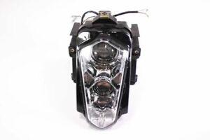 15 Hyosung GT 250 Front Headlight Light Lamp