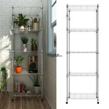 769e141f9d2 5 Tier Racking Boltless Heavy Duty Steel Shelving Storage Unit Garage  Warehouse