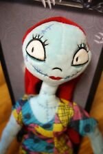"NEW  Large 24"" Nightmare Before Christmas Posable Plush SALLY  Halloween Prop"