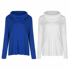 BHS Patternless Cowl Neck Jumpers & Cardigans for Women