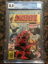 Daredevil #131 CGC 8.0 - 1st Appearance & Origin of Bullseye