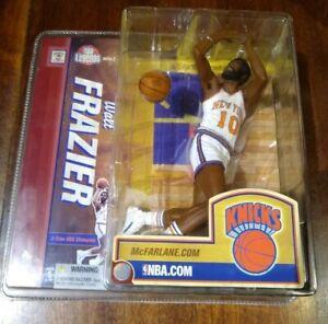 2006 Walt Frazier NY Knicks McFarlane NBA Basketball Figure Legends Series 2