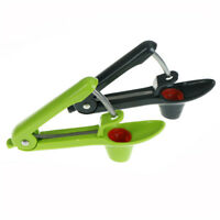 Handheld Cherry Olive Pitter Corer Stone Seed Removal Squeeze Grip Fruit Tool CJ