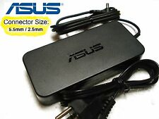 NEW Original OEM ASUS 120W 19V 6.32A 5.5mm AC Adapter ADP-120ZB BB PA-1121-28