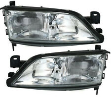 Front lights H1 H7 headlight set for OPEL VECTRA B 95-99
