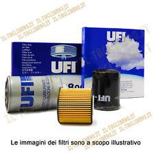 Kit Filtri per Tagliando UFI Ford Fiesta 5 V 1.4 TDCI 50kw 68cv dal 2002