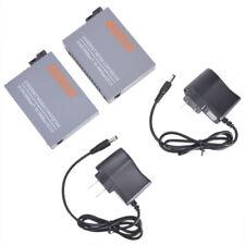 1 Pair HTB-GS-03 A/B Gigabit Fiber Optical Media Converter 1000Mbps 20KM US-PRHB