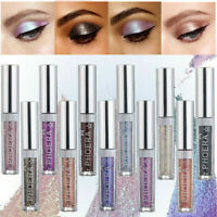 PHOERA Magnificent Metals Eyeshadow Glitter Glow Liquid metallic Eye Shadow Hot~