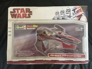 OBI-WANS JEDI STARFIGHTER  SEALED