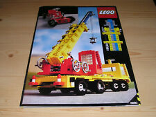 Lego Technic Baubuch Anleitung  8860
