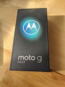 Motorola Moto G Fast - 32GB - GSM and CDMA Unlocked Works with all Providers