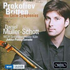 Cello Symphonies, New Music