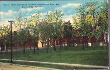 (pk5) Kansas City KS: Kansas State Institute For the Bl