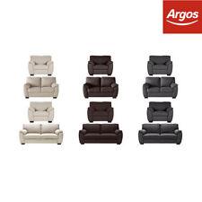 Argos Fabric Three Seater Sofa Furniture Suites