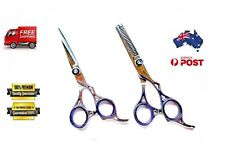 """PROFESSIONAL HAIRDRESSING BARBER SALON HAIR CUTTING SCISSORS SHEARS 5.5"""" OR 6.5"""""""